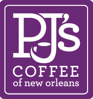 PJ's Coffee Footer Logo