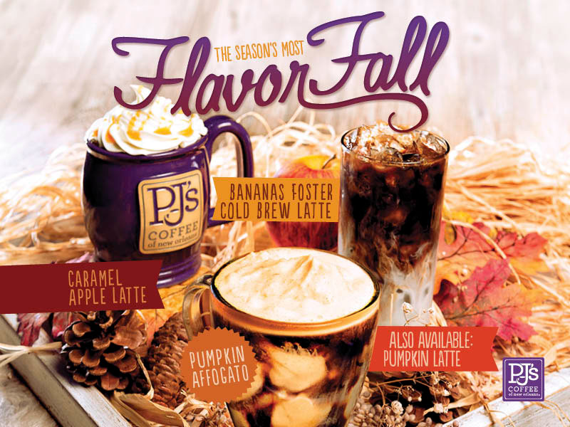 The Season's Most Flavor Fall