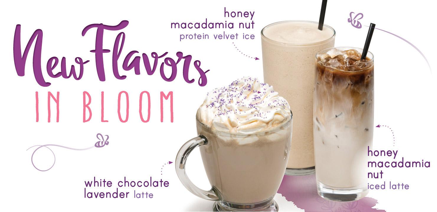 PJ's Flavors in Bloom