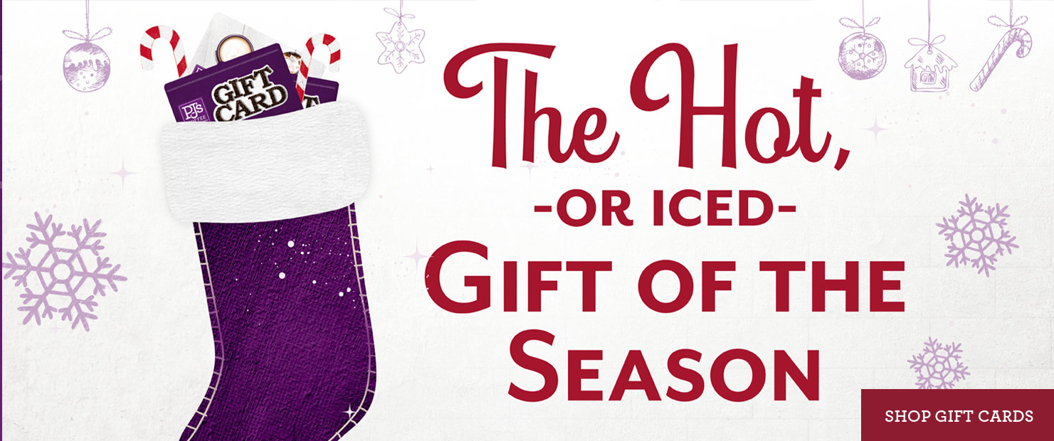 Give the Gift of Coffee. Limited time free shipping. Buy Online