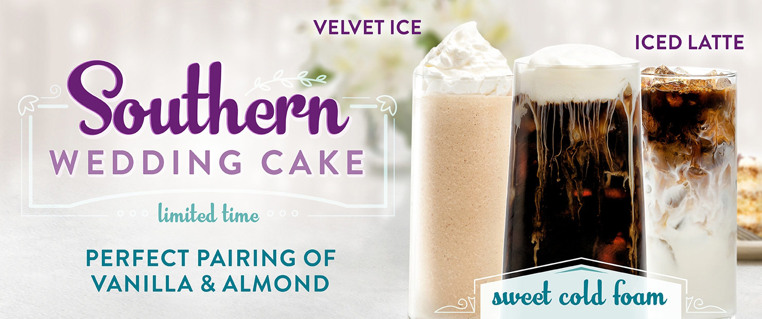 Southern Wedding Cake Limited Time Promtion.  Click for details.