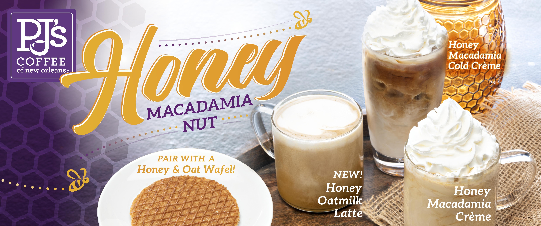 Honey Macadamia Nut