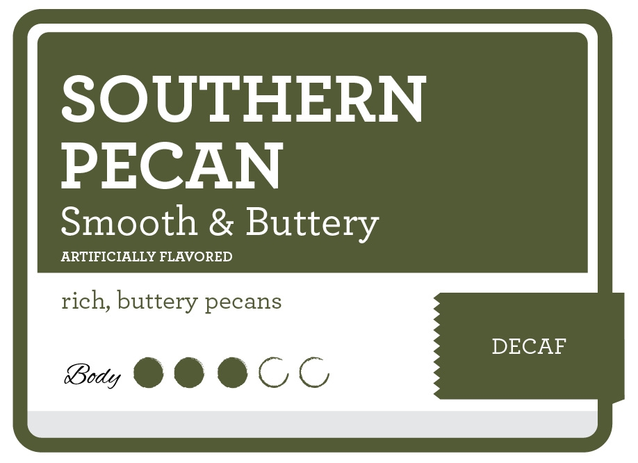 Decaf Southern Pecan Coffee