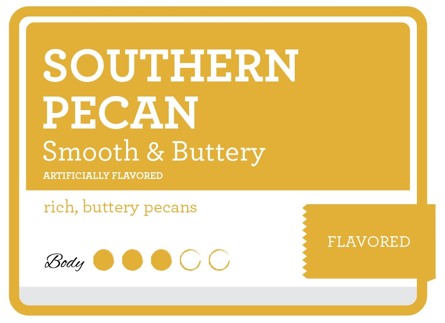 Southern Pecan Product Label