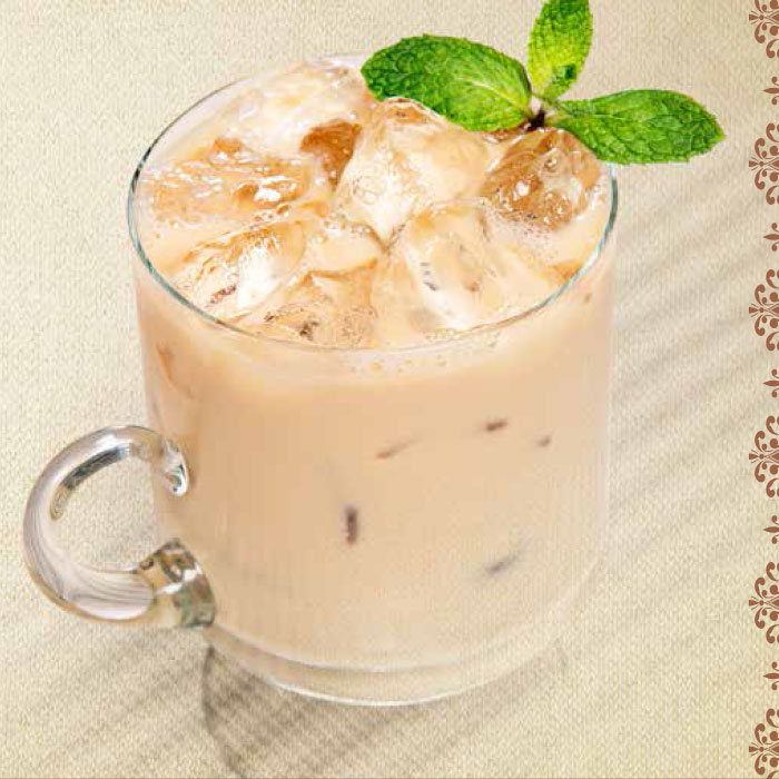 Photo of Fresh Mint Iced Coffee