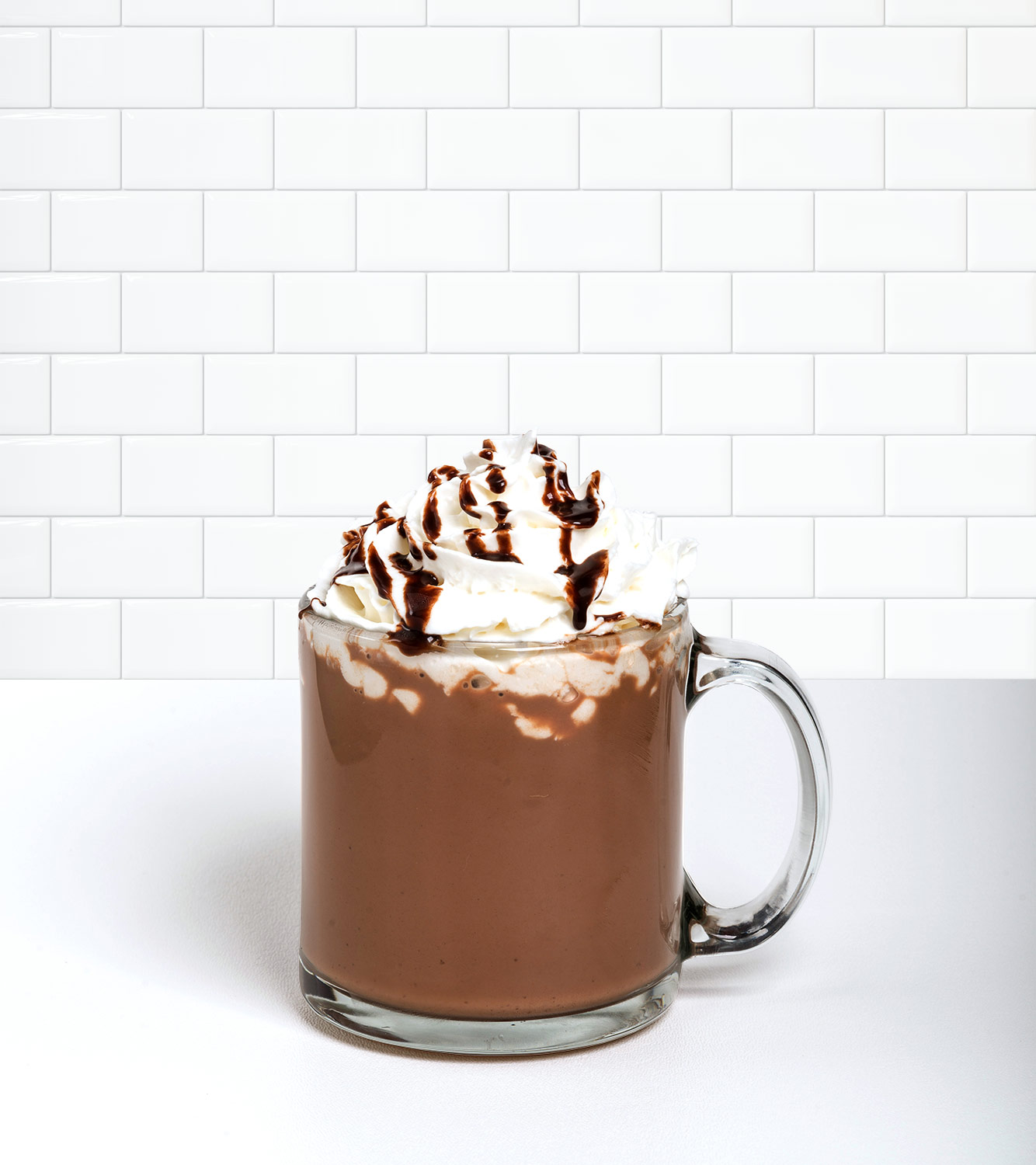Hot Chocolate in a beverage container