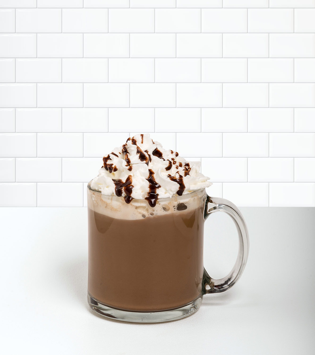 Hot Mocha in a beverage container