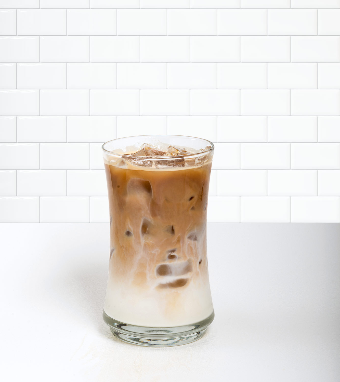 Iced Latte Menu Item