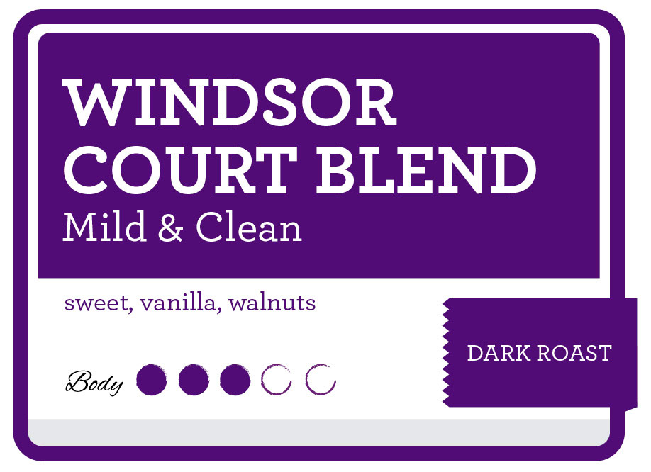 Windsor Court Blend Coffee