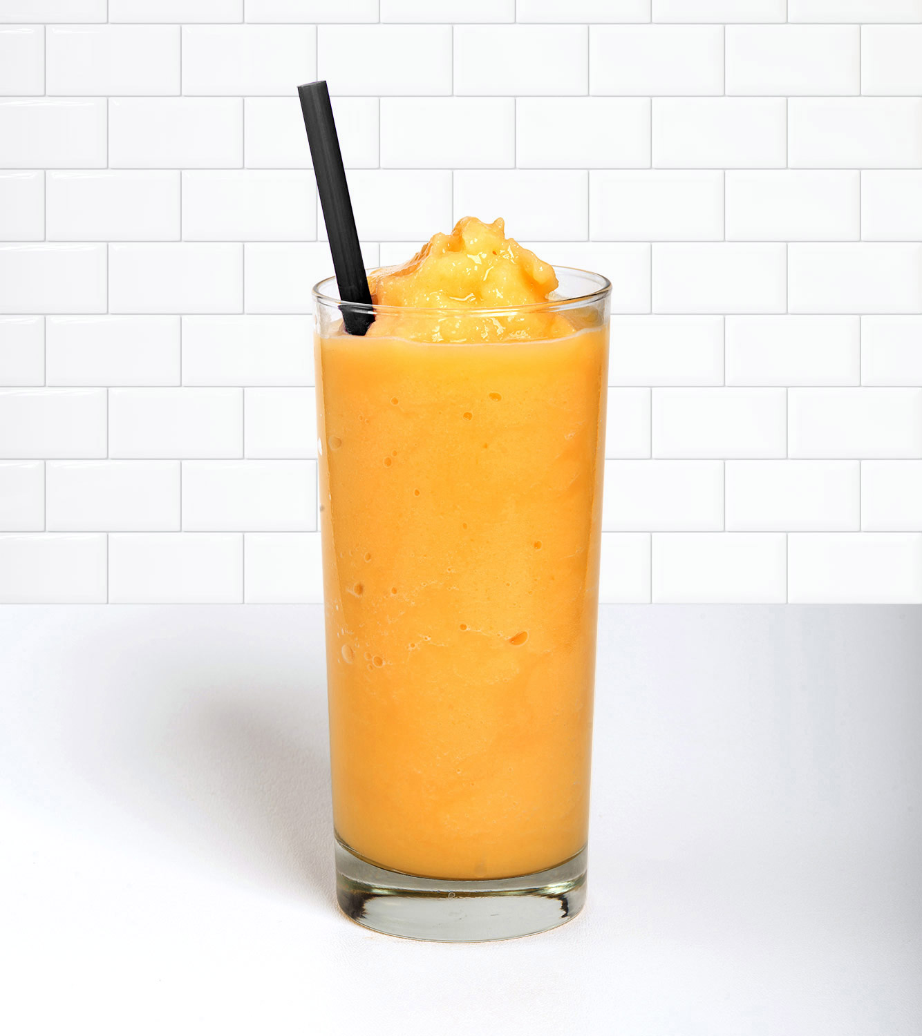 Mango Smoothie in a beverage container